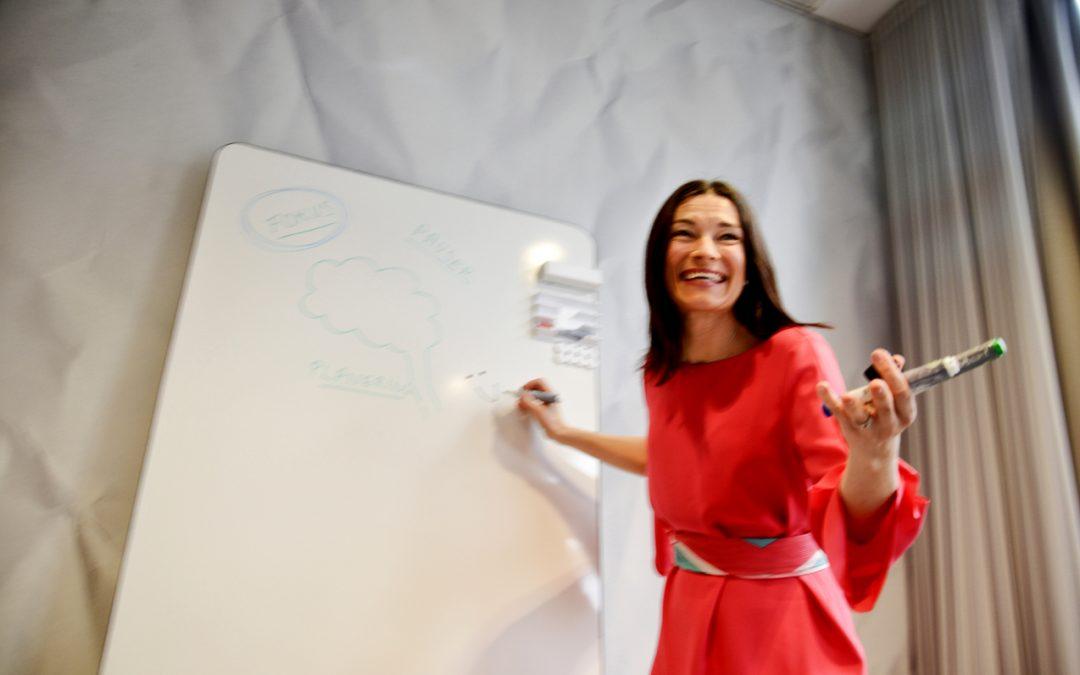 Ny föreläsning: Fokus och flow – minska stress, öka potentialen och höj energin