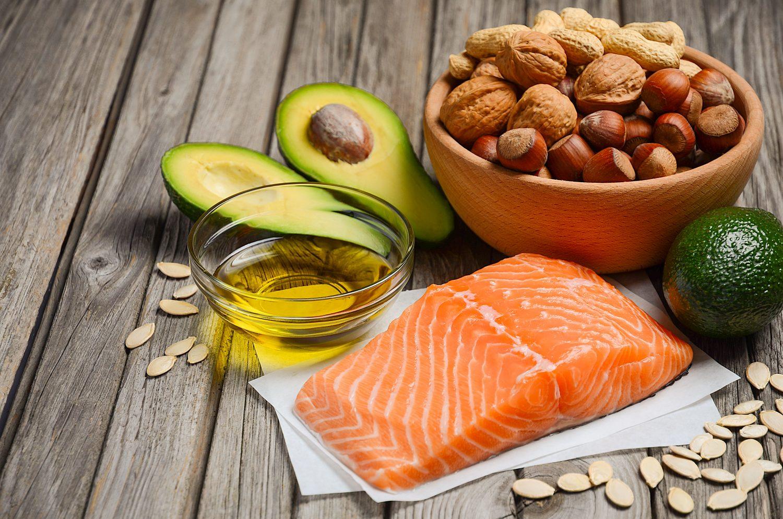 mat för hormonell balans recept