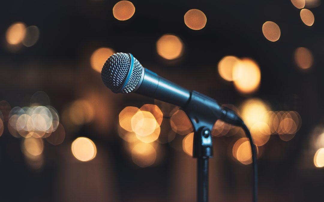 Känn dig VIP – kom med på Sveriges största talarfestival!